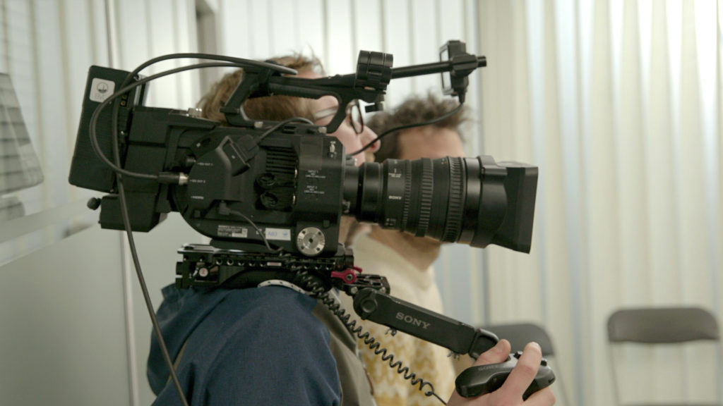 Camera Crew Production Services Brussels Video Crew